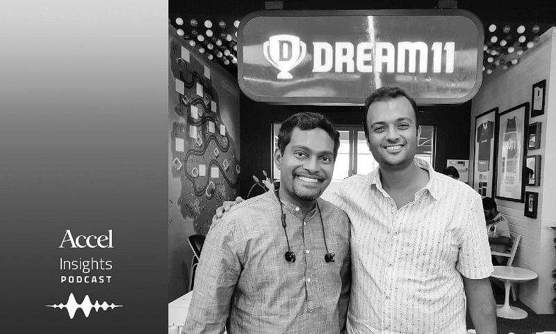 b1694ef4 Podcast] Harsh Jain on building Dream11, India's biggest fantasy ...