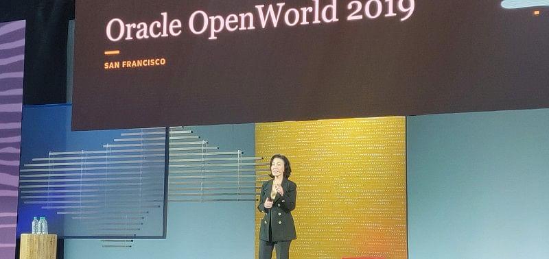 Oracle hardsells autonomous cloud offering as it goes after a $331B market