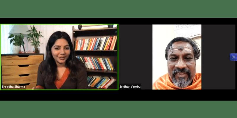 [TechSparks 2020] Day 1 highlights: Sridhar Vembu, Anu Hariharan, Pieter Kemps, Anup Jain, and more
