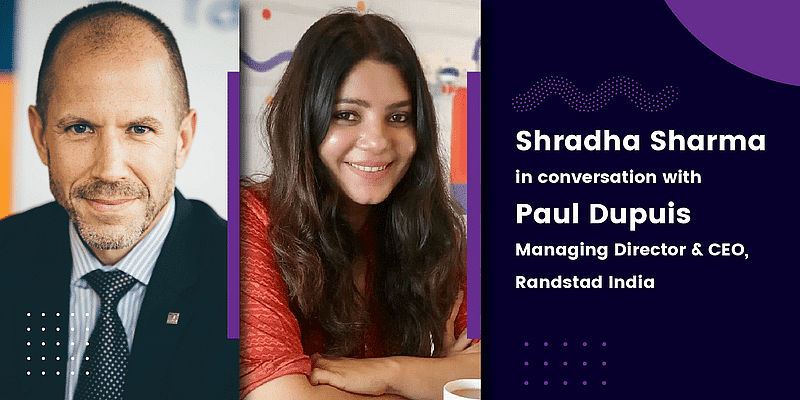 In Conversation with | Paul Dupuis - Randstad India
