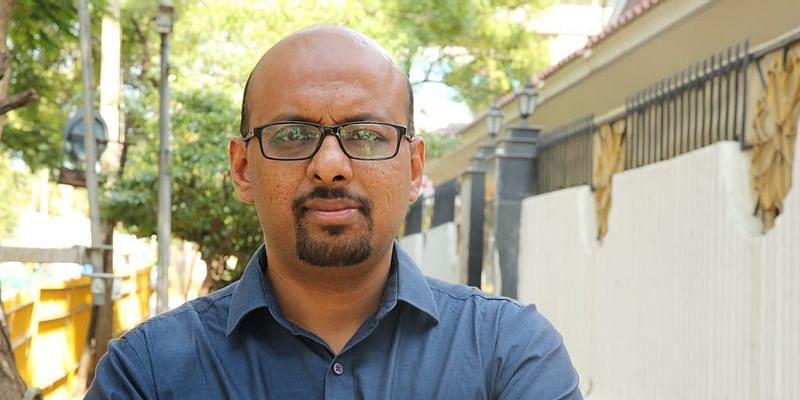 Ranjith Parakkal, the Founder and CEO of Uncanny Vision.
