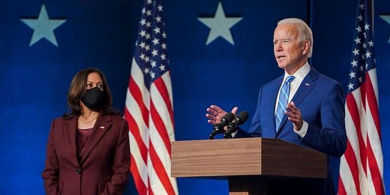Joe Biden elected US President; Kamala Harris becomes the first woman VP