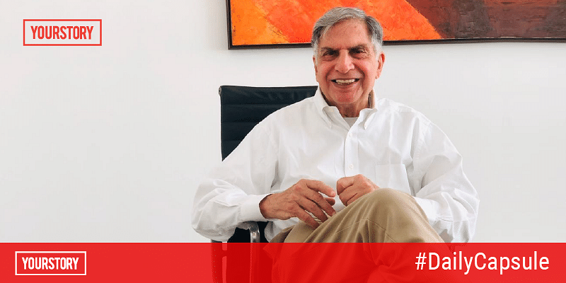 An exclusive interview with Ratan Tata, the man behind one of India's oldest business empires (and other top stories of the day)