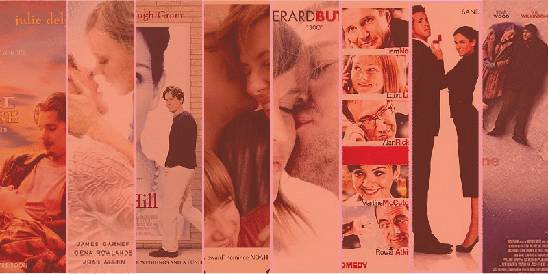 8 romantic films to watch with your loved one this Valentine's Day