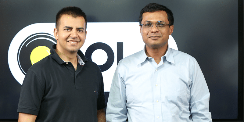 Exclusive: Sachin Bansal, Bhavish Aggarwal talk about the biggest domestic investment in a desi internet venture - YourStory.com