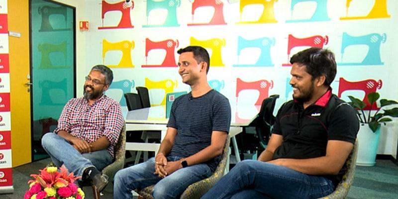 Udaan co-founders
