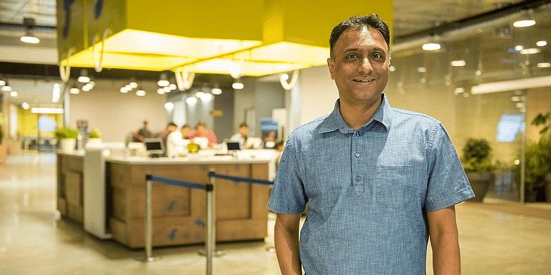 Flipkart Group CEO, Kalyan Krishnamurthy