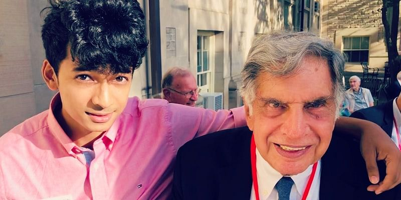 How this 27-year-old engineer got himself a coveted job with Ratan Tata