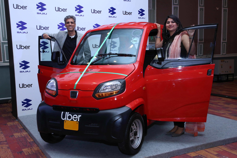 Uber-Bajaj
