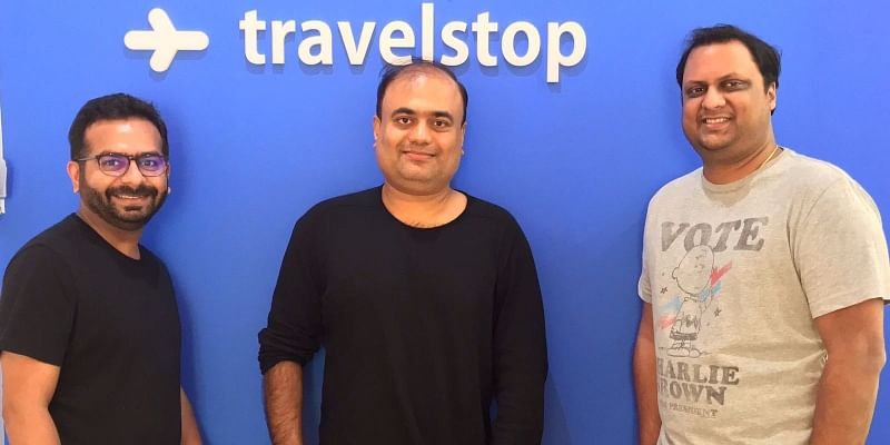 These ex-Yahoo executives want to shape the future of business travel with expense management startup Travelstop