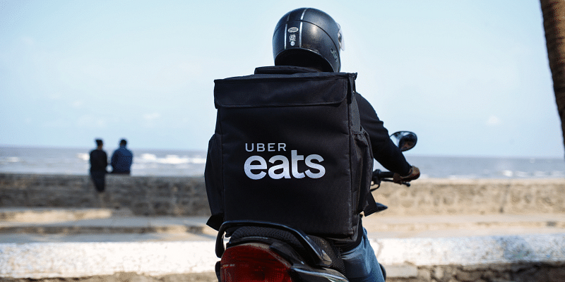 Customers in Asia-Pacific order more on Uber Eats than
