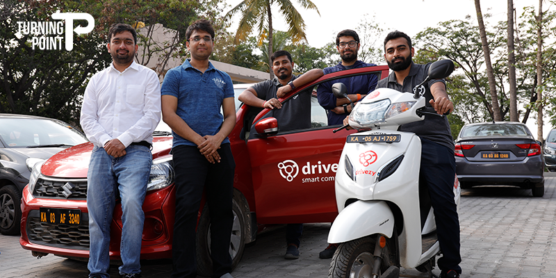 [The Turning Point] Drivezy Co-founder on the accident that led to his vehicle rental startup