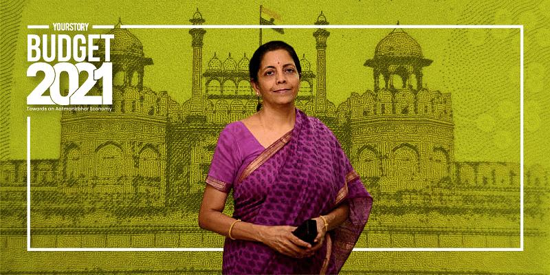 Union Budget - Nirmala Sitaraman
