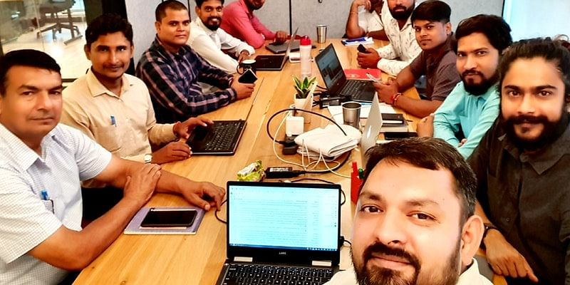 How this farmer's son built an agritech startup to bring business and scale to agriculture in rural India