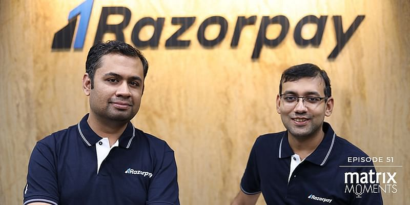 [Matrix Moments] From starting at IIT and hacking their way ahead: the journey of Razorpay founders