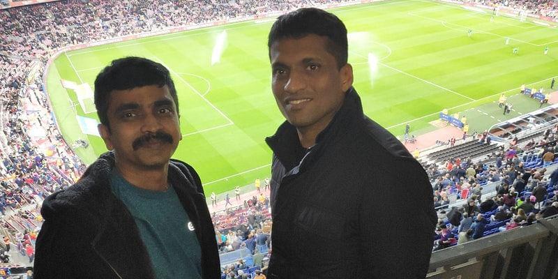 Techie Tuesday - Prakash Ramachandran