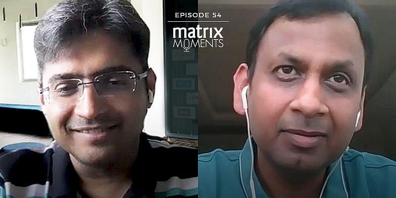 MatrixMoments - redBus