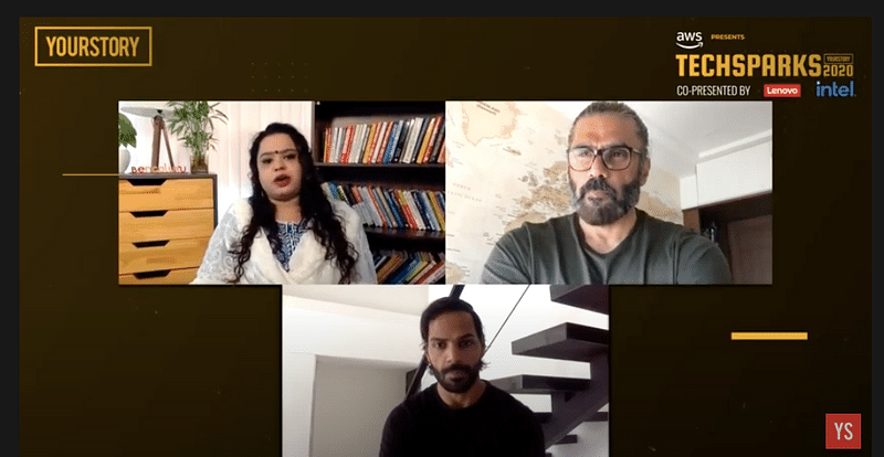 TechSparks 2020: Suniel Shetty