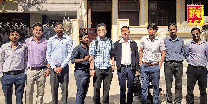 [Startup Bharat] From Rs 1 lakh seed capital to Rs 20 Cr revenue, this environment monitoring startup is thriving in Aligarh