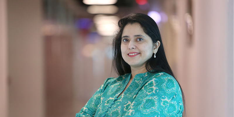 It takes a lot of courage for the ground staff to step out and put others before them, says Swati Rustagi of Amazon India