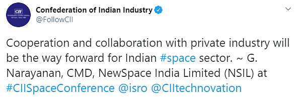 ISRO to empower startups, MSMEs to carry out their own space missions: Chairman K Sivan