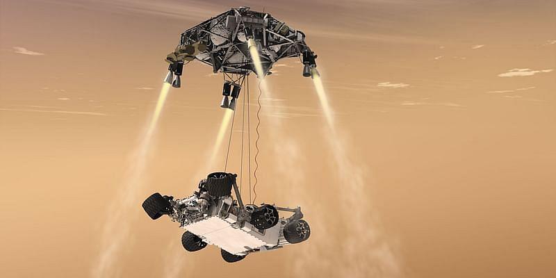 NASA Perseverence Rover