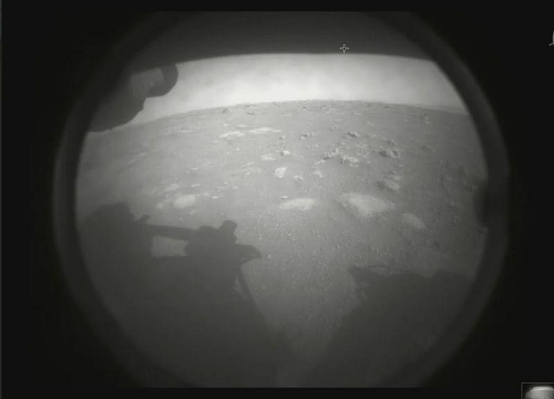 NASA, Percy, Mars