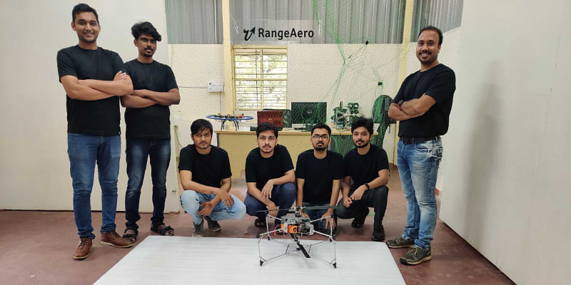 This Bengaluru startup is developing aerial logistics solutions for first  and last-mile deliveries