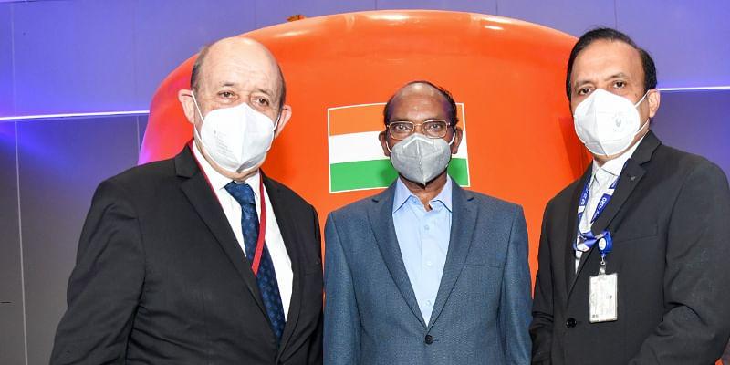 India, France collaborate for Ganganyaan