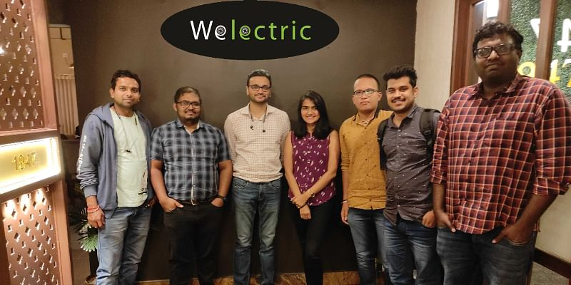 Bengaluru-based Welectric is looking to encourage electric two-wheeler adoption with last-mile delivery businesses