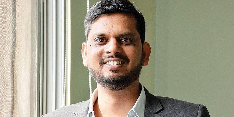 CropIn Founder, Krishna Kumar