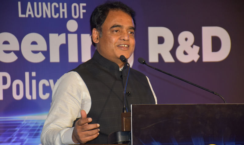 Dr. Ashwathnarayan C. N, Deputy Chief Minister of Karnataka