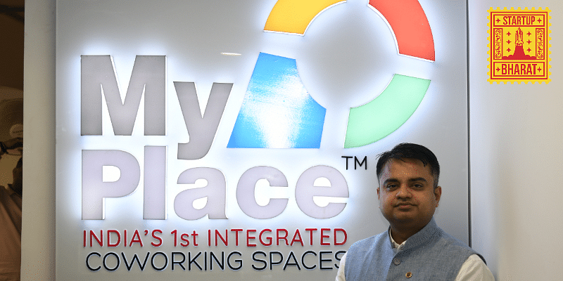 Vinayak Nath, Founder, and CEO, My Place Coworking