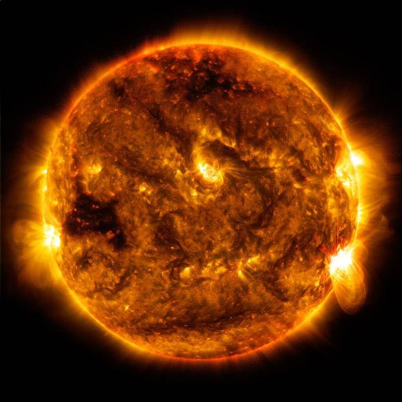 NASA, Sun image