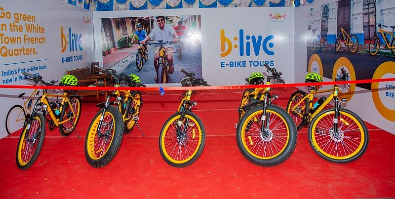 sustainable tourism, Goa, Goa startup, e-cycles, e-bike, electric vehicles, EV