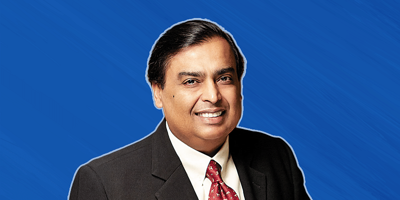 Mukesh Ambani, Reliance Retail