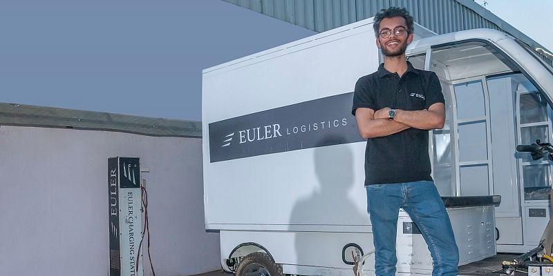 Euler Motors Founder Saurav Kumar