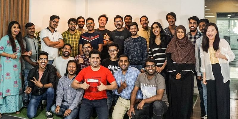 An edtech startup by a Chinese unicorn founder and an IIT alumnus clocks 1M users in less than a year
