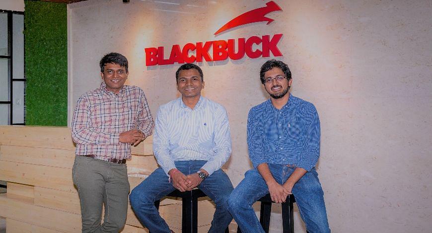 Image result for BlackBuck raises $150 m in Series D investment