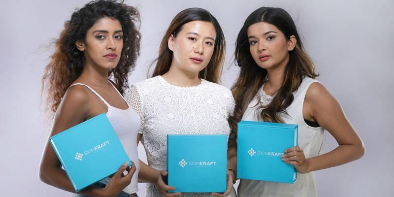 Hyderabad startup SkinKraft uses data-driven formulations to give