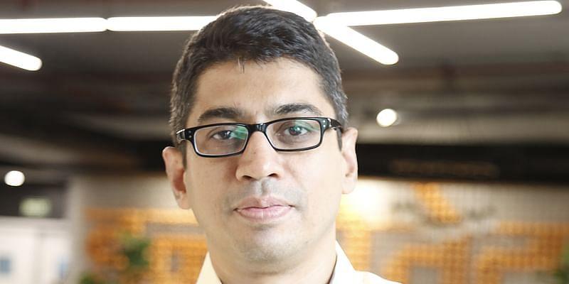 Venkatesh Rangachari, Co-founder, GroCurv