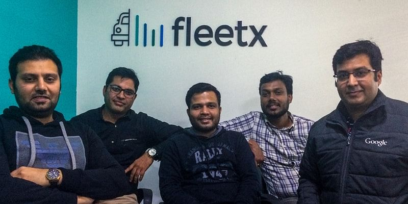 Logistics Startup Fleetx.io