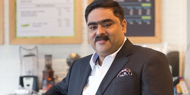Anurag Katriar takes over as president of NRAI