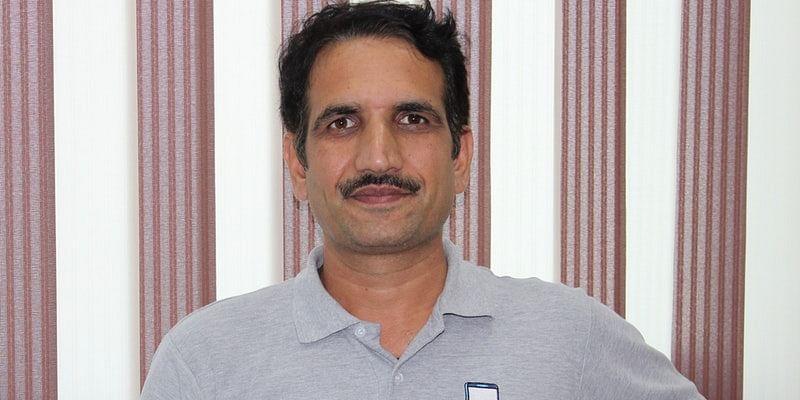 Suneel Kumar, Co-founder, Mera Cashier
