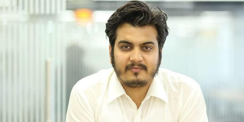 Founder and CEO Akshay Chaturvedi