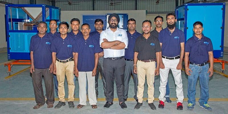 AKVO Team