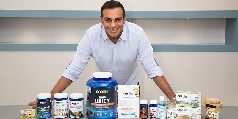 Photo of [Funding alert] Consumer healthcare brand Onelife raises undisclosed sum from Wipro venture …