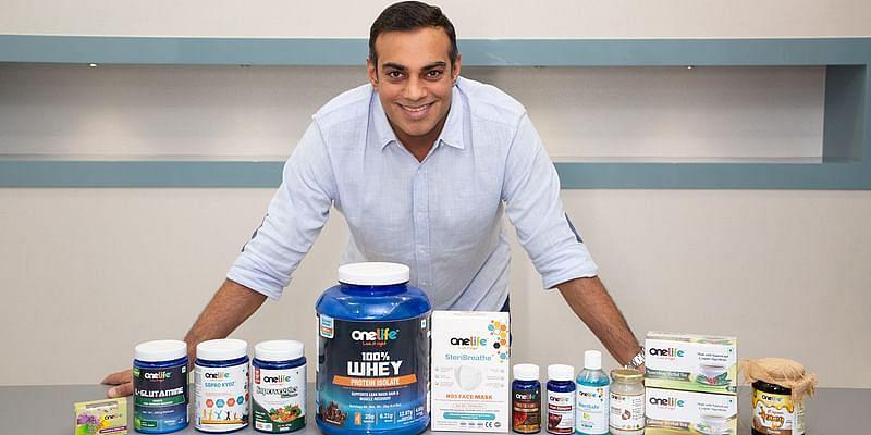 Gaurav Aggarwal, Founder, Onelife