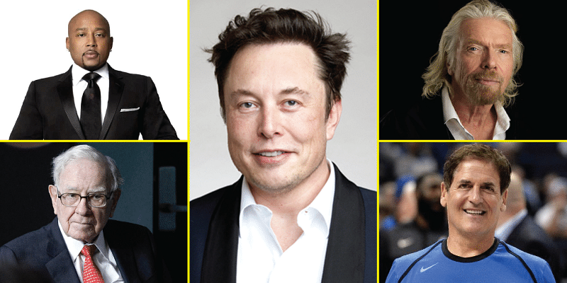 Here's how geniuses like Elon Musk, Richard Branson, Mark Cuban began their entrepreneurial journey - YourStory