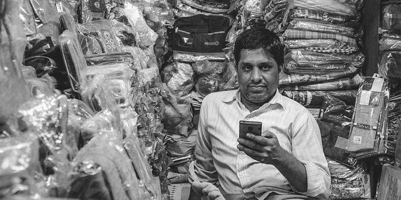 kirana store digital payments